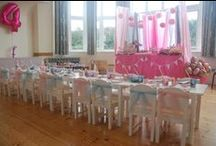 Princess Party / Preparing for our daughter's 4th birthday party was a bit like when I planned our wedding!