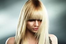 BLONDE HAIR / Many shades and hairstyles of blonde hair