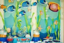 Under the sea party | Birthday party