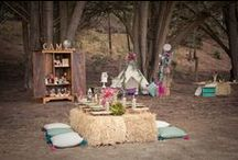 Glamping party | Birthday party