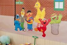 Sesame street party | Birthday party