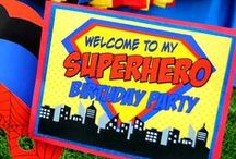 Super hero party | Birthday party