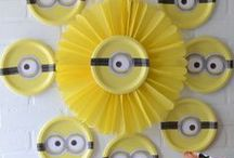 Minion party | Birthday party