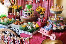 Farm party | Birthday
