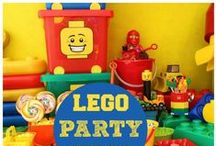 Lego party | Birthday party