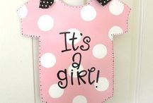 It's a girl | Babyshower