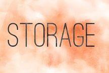Home - Storage / Storage ideas & tips