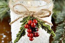Table decoration | Christmas | Holidays