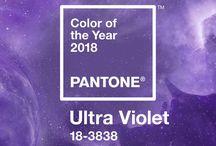 Ultra violet - Color 2018 | Party
