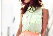 Summer Clothing / by Hannah A.