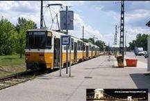 Budapest - Tatra T5C5 / Sie sehen hier eine Auswahl meiner Fotos, mehr davon finden Sie auf meiner Internetseite www.europa-fotografiert.de.