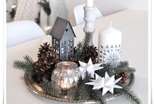 Lovely Christmas / Christmas decorating ideas, DiY christmas gifts ect.