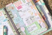 Planner Loooove / Filofax, printables, ideas, tips, wishlist....