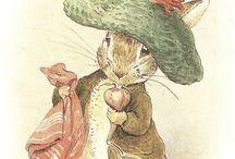 Beatrix Potter / Bunnies