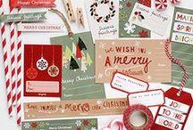 DiY: Christmas Printables / Christmas Printables