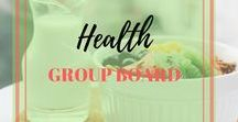 Health Group Board / Health, wellness fitness tips for busy people.Remember to pin others post. If you'd like to join follow me and email me.Donot spam.Limit of  5 posts per day .Avoid doing it all at once.Repin equal number of  pins by others  in relevant board.Please Vertical pins only. dramritasfdg@gmail.com