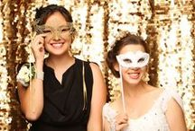 Behind the Mask / There's nothing quite like the magic and mystery of a masquerade ball...