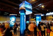 PictureCube / Our PictureCube Exhibition System: Powerful presence, lightweight and flexible - www.skylinewhitespace.com