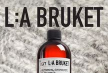 L:A Bruket / CIE LUXE Brands is the exclusive U.S. distributor for L:A Bruket - www.cieluxe.com
