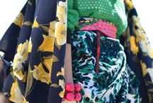 PRINT MANIA / Dare to mix your prints. Mix and match your prints. Print on print.