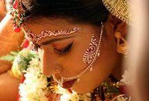 India / Tecidos, trajes, indianas, arquitetura, cores