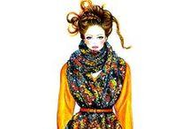 Fashion Illustration & Sketchbook