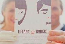"""Invitatii de nunta / La fel ca si celelalte aspecte ale nuntii, invitatiile reprezinta un pas important deoarece ele sunt cele care vestesc fericitul eveniment. Gasesti aici idei unice, idei inspirate pentru acesti gingasi """"vestitori""""."""
