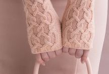 Knitting patterns: mittens and gloves / My favourite mittens and gloves knitting patterns :: Mis patrones de punto favoritos: guantes y mitones.
