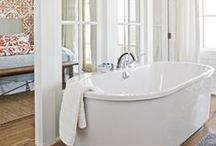 Bathroom / Ideas, design and style tips for the bathroom / by Wright Building Company