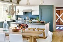 KITCHEN / Kitchen ideas, design and style tips for the kitchen / by Wright Building Company