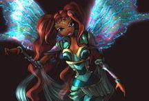 winx layla/aisha