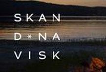 SKANDINAVISK / Described as the absolute essence of Scandinavian lifestyle through diffusers & candles.  http://www.SKANDINAVISK-USA.com.  