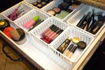 Organized Storage / For OCD people like myself who like order and structure in their homes and lives.
