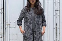 Sewing patterns OUTERWEAR ~ Patrones de costura ABRIGOS