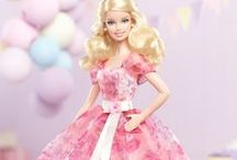 I'm a Barbie Girl / A women is never too old to adore this doll, we love u Barbie