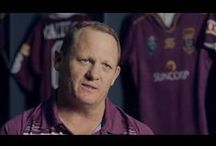 State of Origin 2016 / To celebrate another year with Queensland State of Origin team we have released a series of videos with Maroons legend Kevin Walters talking about his #origin experience and what it means to be a player.