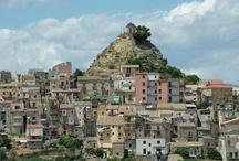 Sicilia: Centuripe (Enna)