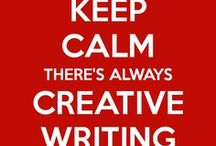Be creative! / The creative process of writing