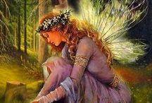| Mondo Fantasy | Fate da Collezione / Articoli da Regalo - Fate Fantasy - Design Lisa Parker e Natasha Faulkner #fate #fairytales #fairy #puckator