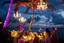 Exotic Wedding Ideas / Integrating the culture of your heritage, family or even wedding destination is a sure way of spicing up your theme!