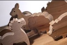 Wooden Animals / Unique Hungarian handmade wooden toy masterpieces directly from the workshop. Not just for children.