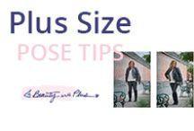 Plus size posing tips