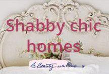 Shabby chic & vintage homes