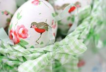 Easter / Deco, home, food