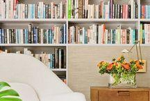 Books, books, books... / Bookcases etc.