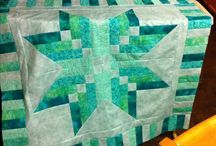 My quilts / Quilts and blocks I have made