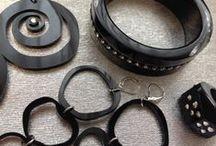 jewelery in plexiglas