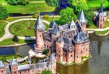 Castles / Ancient Achitecture
