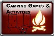Camping Games and Activities / What to do while camping this board is all about Games and different activities while camping in the great outdoors in your RV From Kitsmiller RV.