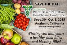 PBN Healthcare Conference / Featuring lectures by Drs. Tom and T. Colin Campbell. Breaking new ground, this medical conference transcends the individual experience comprised of anecdotal stories and historical research often associated with plant-based nutrition.